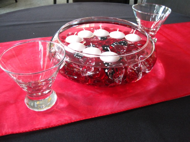 table plans events